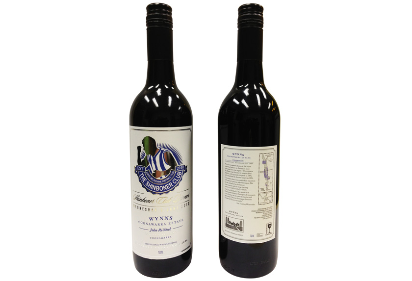 Shinboner Wine Bottles